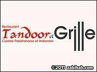 Tandoor et Grille