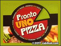 Pronto Uno Pizza