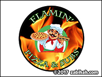 Flamin Pizza & Subs