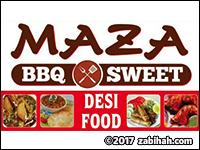 Maza BBQ & Sweets