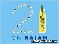 21 On Rajah