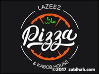 Lazeez Pizza