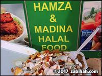 Hamza & Medina Halal Food