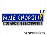 Blue Chopstix