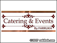 Catering & Events by Farrukh