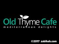 Old Thyme Café
