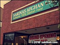 Sarinas Afghan Cuisine