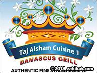 Taj Alsham Damascus Grill