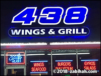 438 Wings & Grill