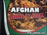 Afghan Cuisine N Grill
