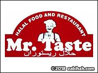 Mr. Taste Halal Food