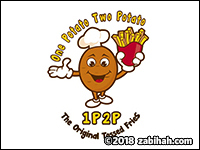 1P2P The Original Tossed Fries