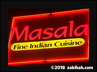 Masala Fine Indian Cuisine