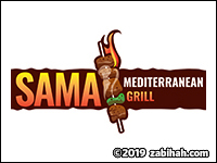 SAMA Mediterranean Grill