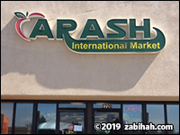 Arash International Market