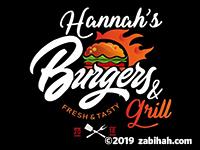Hannah Burgers & Grill