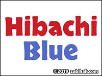 Hibachi Blue
