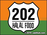 202 Halal Foods