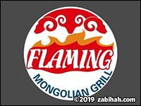 Flaming Mongolian Grill