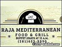 Raja Mediterranean Food & Grill