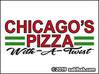 Chicago's Pizza With-A-Twist