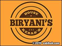 House of Biryanis & Kebabs