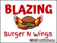 Blazing Burger N Wings
