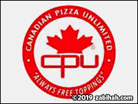 Unlimited Canadian Pizza