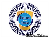 Tzatziki & Tahini Gyros