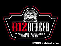 B12 Burger