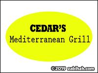 Cedars Mediterranean Grill