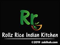 Rollz Rice Indian Kitchen