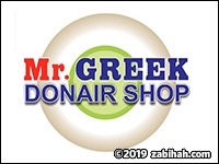 Mr. Greek Donair Shop