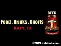 Beer Biryani & Kabab