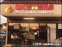 Skewers Lebanese Street Food