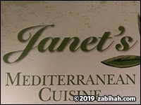 Janets Mediterranean Cuisine