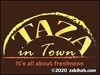 TAZA In Town