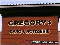 Gregory's Gyro & Rotisserie
