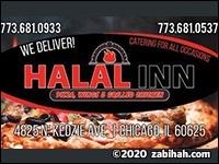Halal Inn Pizza Wings & Grilled Chicken