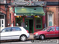 Moorish Café