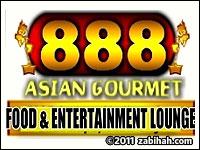 888 Asian Gourmet Food & Restaurant Lounge