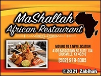 MaShallah African Restaurant