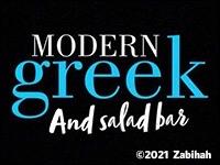 Modern Greek & Salad Bar