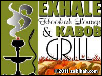 Exhale Hookah Lounge & Kabob Grill