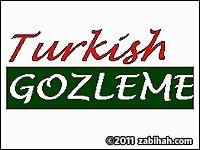 Nenems Turkish Gozleme