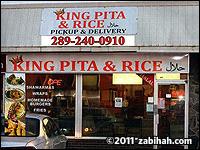 King Pita & Rice