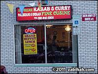 Supreme Kabab & Curry