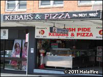Ottomans Kebab Pide & Pizza