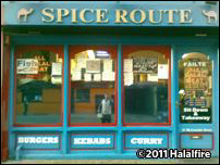 The Spice Route