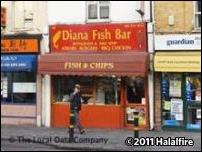 Diana Fish Bar